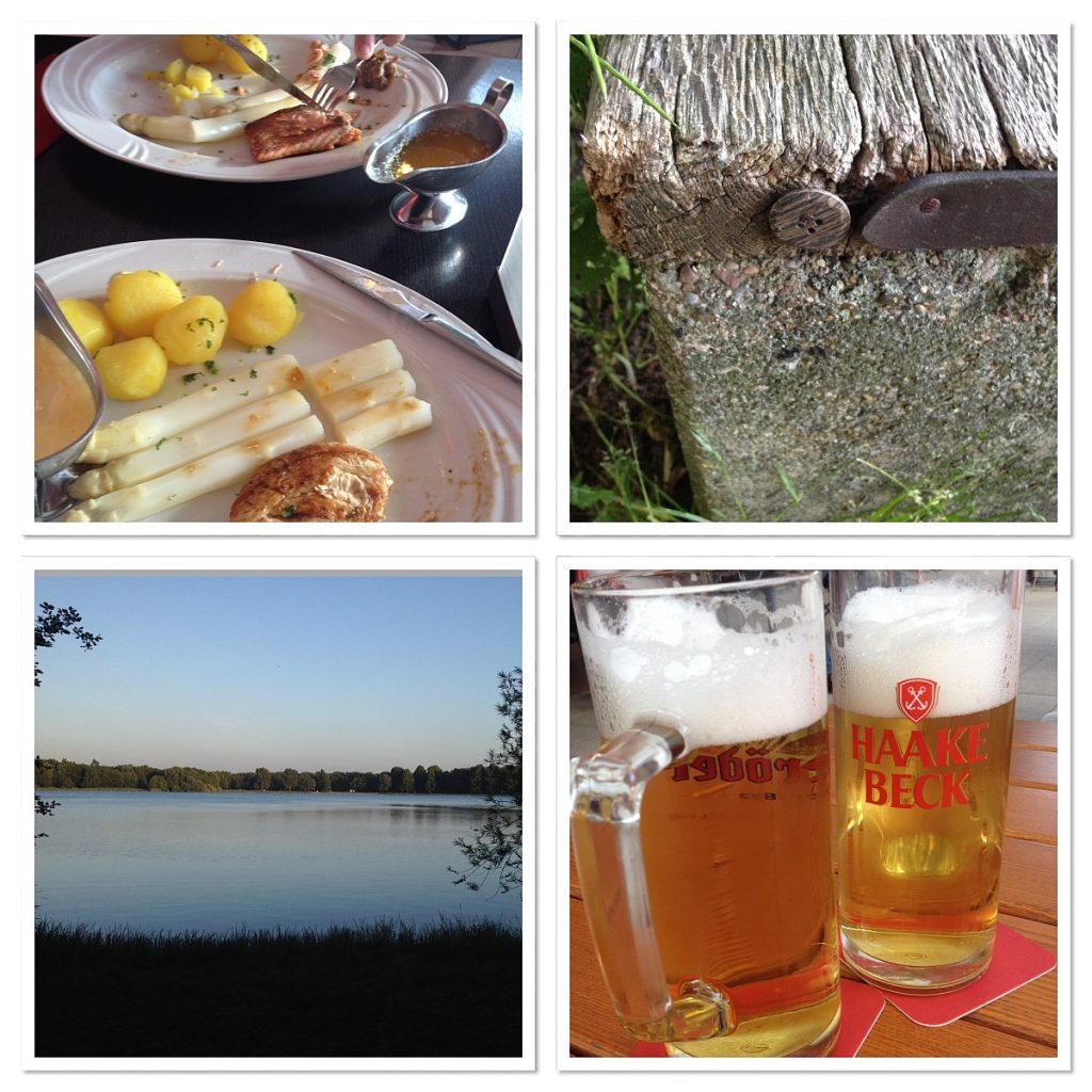 Eten, bier, geocache