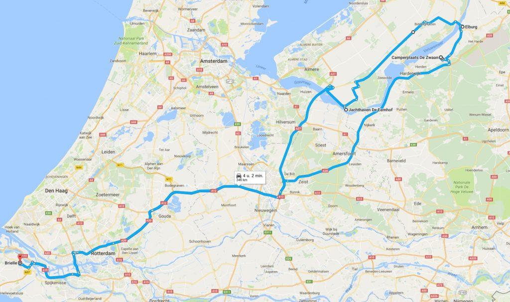 RouteVeluweJuli2016